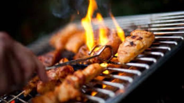 BBQ Schotel Vlees